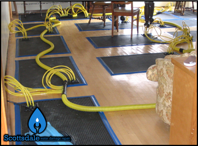38 scottsdale water damage repair commercial removal