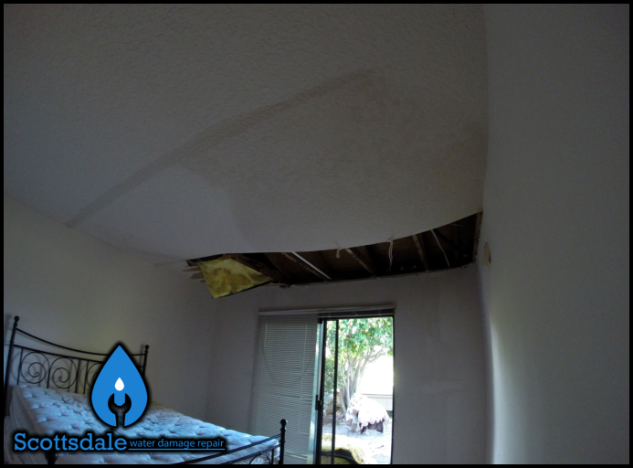 43 scottsdale water damage repair commercial removal